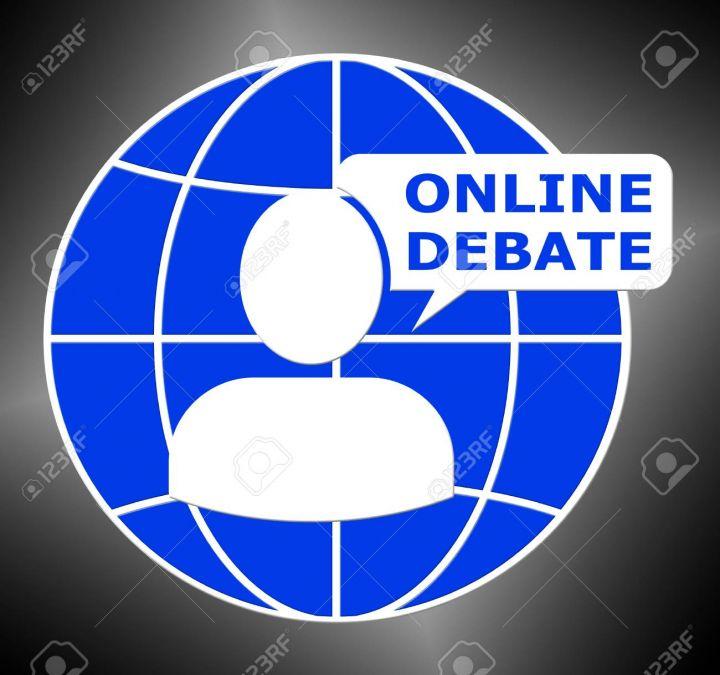 Online Debate